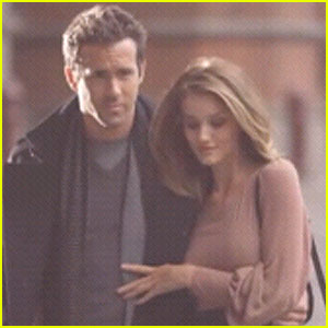 Rosie Huntington-Whiteley & Ryan Reynolds: Marks & Spencer's Video!