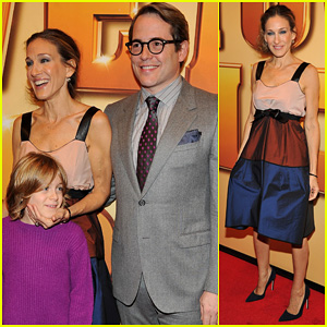 Sarah Jessica Parker: 'Tower Heist' New York Premiere!