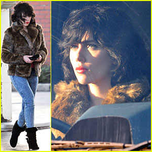 Scarlett Johansson: Dark Hair for 'Under the Skin'!