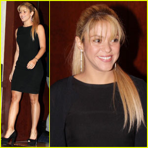 Shakira Appointed to Obama's Education Commission