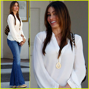 Sofia Vergara: Dancing on 'Sesame Street'!