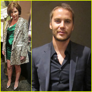 Taylor Kitsch & Lynn Collins: 'John Carter' Preview!