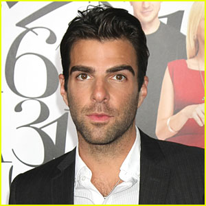 Zachary Quinto Comes Out