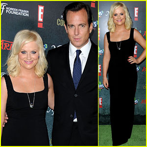 Amy Poehler: Variety's Power of Comedy with Will Arnett!
