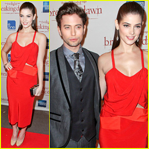 Ashley Greene: 'Breaking Dawn' Canada Premiere!