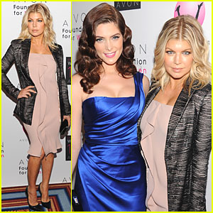Fergie: Avon Foundation Voices For Change Awards Gala!