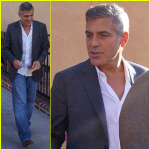 George Clooney Wanted Ryan Gosling to Be Sexiest Man Alive