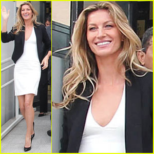 Gisele Bundchen: Pantene Institute Experience Launch!