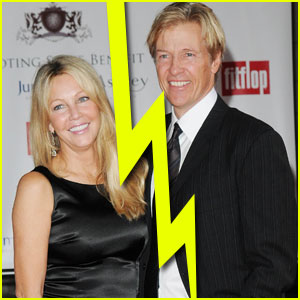 Heather Locklear & Jack Wagner Break Off Engagement