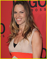 Hilary Swank & PR Team Split?
