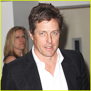 Hugh Grant Welcomes Baby Girl