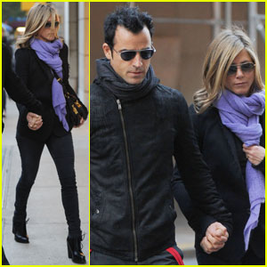 Jennifer Aniston & Justin Theroux: Madison Mates