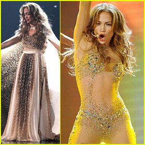 Jennifer Lopez - AMAs 2011 Performance!