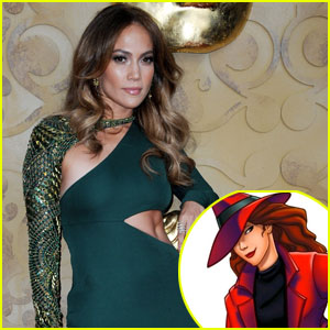 Jennifer Lopez: Carmen Sandiego in Live Action Film?