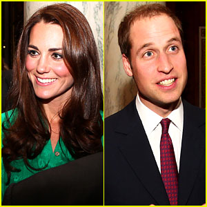 Prince William & Duchess