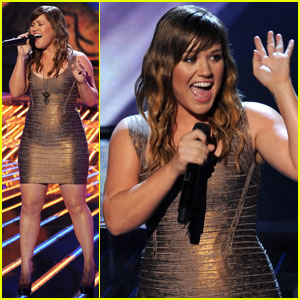 Kelly Clarkson: 'What Doesn't Kill You' on 'X Factor'!