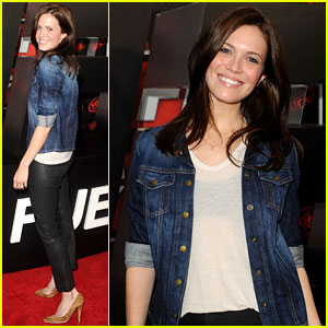 Mandy Moore: UFC on Fox Championship Match!