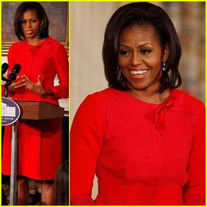 Michelle Obama: White House Music Series Speaker!