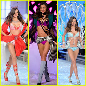 Miranda Kerr - Victoria's Secret Fashion