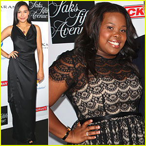 Naya Rivera & Amber Riley: Celebration of Dreams!