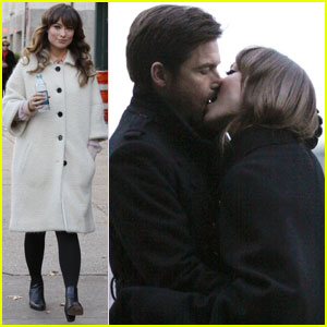 Olivia Wilde & Jason Bateman: The 'Longest' Kiss!