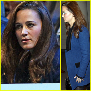Pippa Middleton: Barclays ATP World Tour Finals!