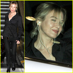 Renee Zellweger: From NYC to LA!