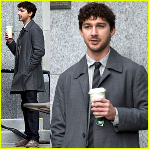 Shia LaBeouf: Coffee Break with Terrence Howard!