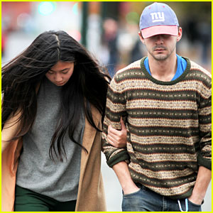 Shia LaBeouf & Karolyn Pho: Low Profile Lovebirds