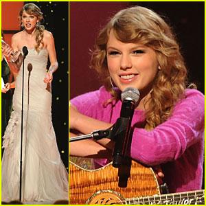 Taylor Swift Wins Big at CMAs