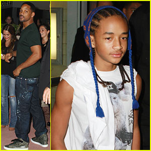 Will Smith & Jaden: Miami Men