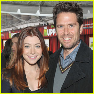 Alyson Hannigan: Pregnant With Second Child!