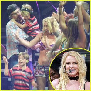Britney Spears: 'Femme Fatale' Tour Ends