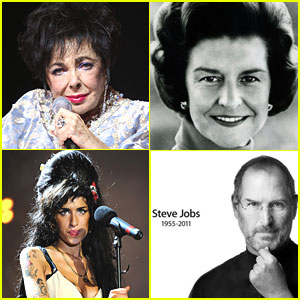 In Remembrance: Celebrity Deaths in 2011