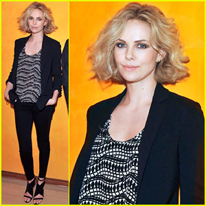 Charlize Theron: TimesTalk with Jason Reitman!