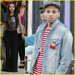 Chris Brown: Suru Stop with Karrueche Tran!