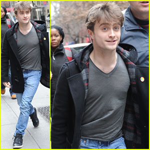 Daniel Radcliffe: I'm Motivated By Doubt