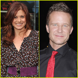 Debra Messing & Will Chase: Dating!