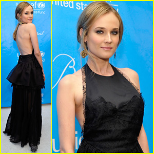 Diane Kruger: 2011 UNICEF Ball in Beverly Hills!