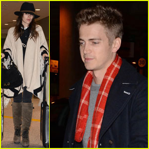 Hayden Christensen &#038; Rachel Bilson: Toronto Twosome