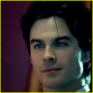Ian Somerhalder: Dima Bilan's 'Blind Love' Music Video!