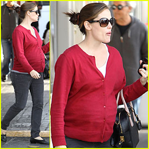 Jennifer Garner: Violet Turns Six!