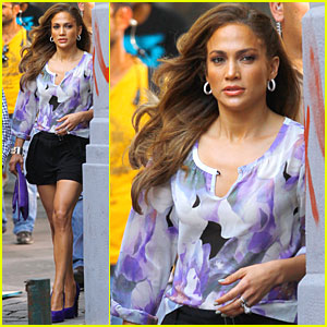 Jennifer Lopez: Chile for Q'Viva!
