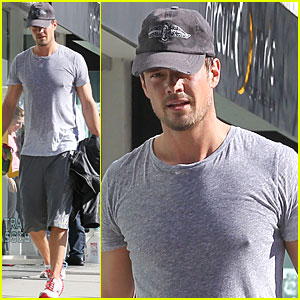 Josh Duhamel: Alec Baldwin, I Know How You Feel!