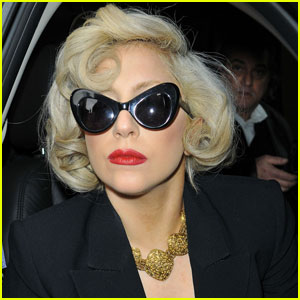Lady Gaga Channels Her Inner Marilyn Monroe