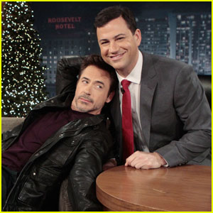 Robert Downey Jr.: 'I Am Not A Method Actor'
