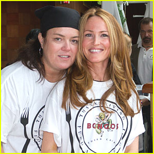 Rosie O'Donnell: Engaged to Michelle Rounds!