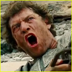 Sam Worthington: 'Wrath of the Titans' Trailer!
