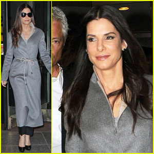 Sandra Bullock Praises Her Young Co-Star
