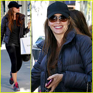 Sofia Vergara: Golden Globe & SAG Nominee!